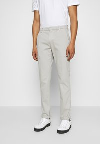 Dondup - PANTALONE GAUBERT - Chino - grey - 0