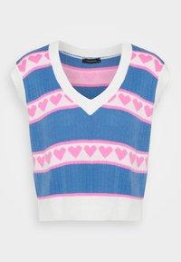 Trendyol - T-shirt imprimé - ecru - 5