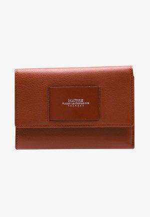 ELLERN DORIS - Wallet - cognac