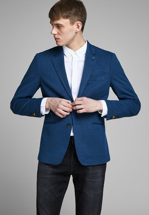 JPRSIMON - Blazer jacket - dark navy