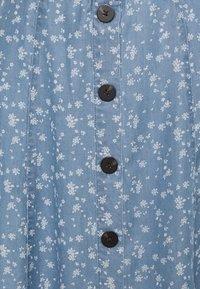 VILA PETITE - VIFLIKKA MIDI SKIRT - A-line skirt - medium blue - 2