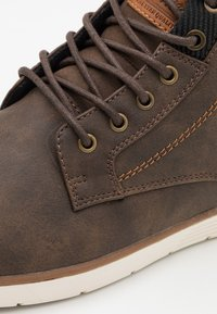 Pier One - High-top trainers - brown - 5