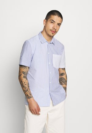 THOR STRIPE SHIRT - Košile - blue