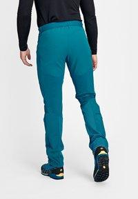 Mammut - AENERGY - Snow pants - sapphire - 1
