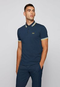 BOSS - PADDY - Polo shirt - dark blue - 0