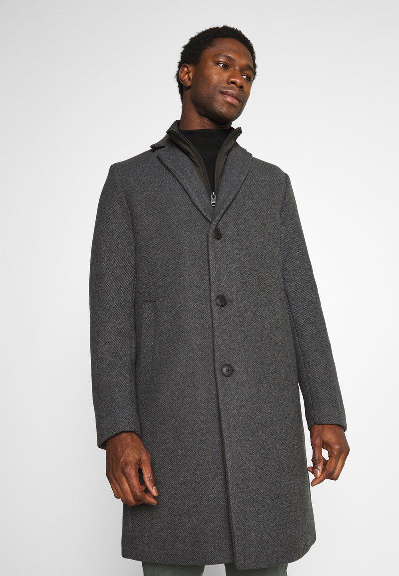 Esprit Collection - COAT - Classic coat - grey