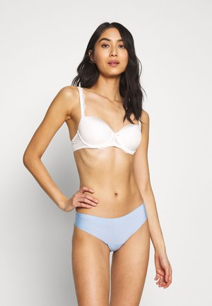 DREAM INVISIBLES THONG 2 PACK - String - sky blue