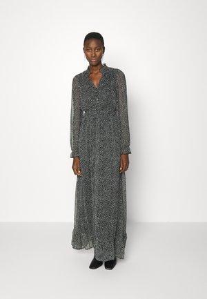 VMHIBISCUS SMOCK DRESS - Maxi dress - black