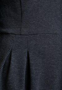 Esprit - JAQUARD DRESS - Shift dress - grey/blue - 6