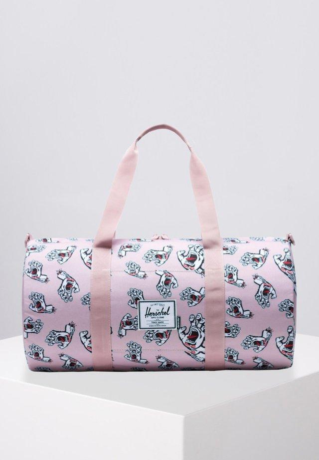 SUTTON - Sports bag - light pink