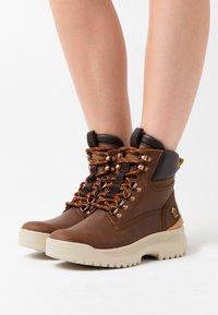 Panama Jack - HERA - Ankle boots - bark - 0