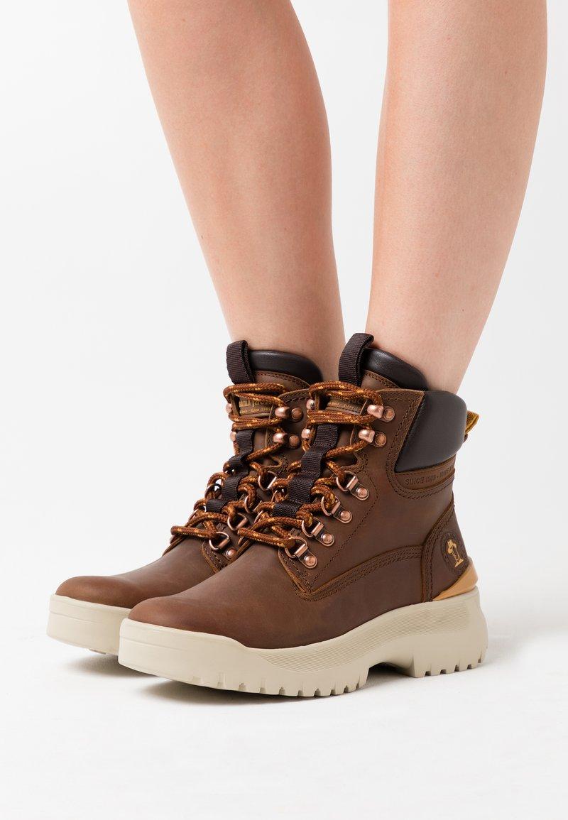 Panama Jack - HERA - Ankle boots - bark