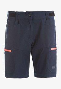 Whistler - Sports shorts - navy blazer - 0