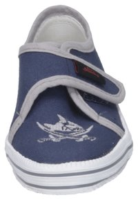Capt'n Sharky - ANTON - Touch-strap shoes - blau/grau - 2