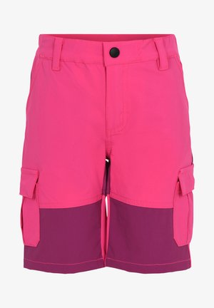 Cargo trousers - pink