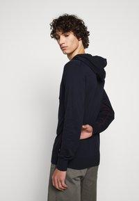 JOOP! Jeans - BELMIN - Jersey con capucha - dark blue - 2