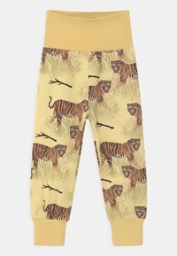 Walkiddy - TIGERS UNISEX - Trousers - yellow - 2