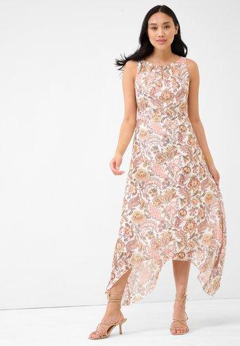 Maxi dress - helles flamingo