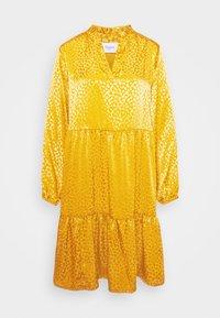 Saint Tropez - DENORA EDA DRESS - Day dress - bronze brown - 5