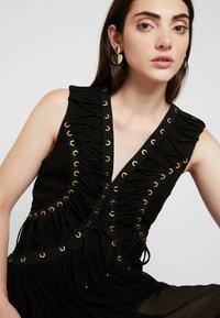 Thurley - FAITHFUL MAXI DRESS - Suknia balowa - black - 5