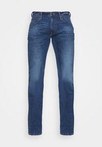 DAREN ZIP FLY - Straight leg jeans - mid visual cody