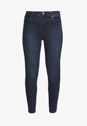 ALANA HIGH RISE CROPPED PANT - Jeans Skinny Fit - fix