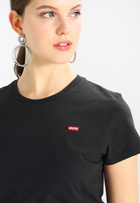 Levi's® - PERFECT TEE - T-shirt basic - black - 3
