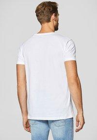 Esprit - 2 PACK - T-shirt basic - white - 2