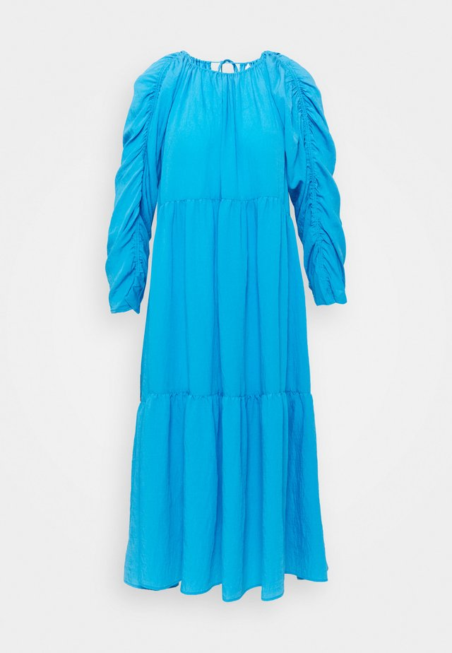 DRESS - Day dress - bright blue