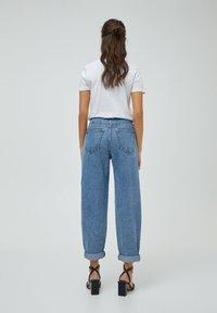 PULL&BEAR - Jeans a sigaretta - blue - 2