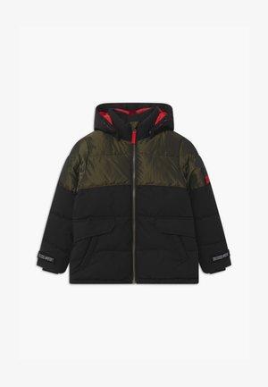 NKMMANKER  - Winter jacket - black