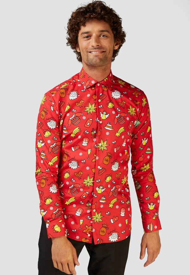 CHRISTMAS - Shirt - red
