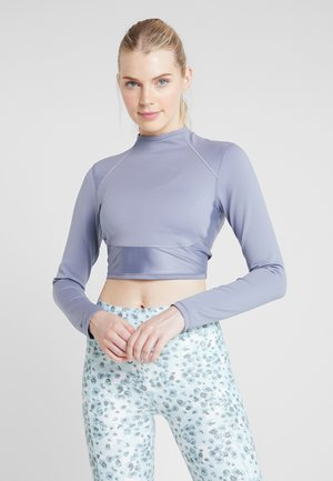 CITY - Long sleeved top - stellar indigo