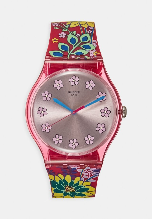 DHABISCUS - Uhr - pink