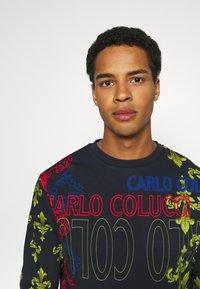 Carlo Colucci - UNISEX - Sweatshirt - navy - 3