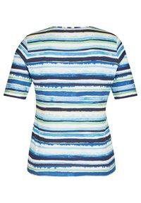 Rabe 1920 - Print T-shirt - blau - 1