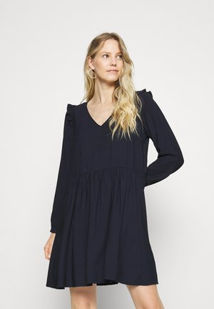 ONDINE - Day dress - bleu marine
