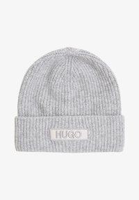 HUGO - Beanie - hellgrau - 0