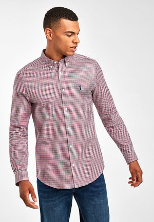 GINGHAM - Shirt - red