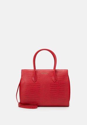 WINTER MEMENTO - Tote bag - rosso