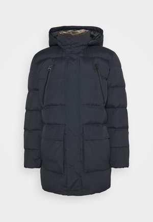 REG FIT FILLED LONGS - Down coat - total eclipse