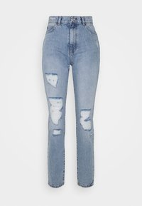 Dr.Denim - NORA - Jeans relaxed fit - destiny light blue ripped - 3
