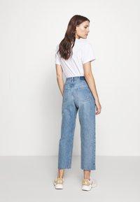 Ética - TYLER - Straight leg jeans - blue denim - 2