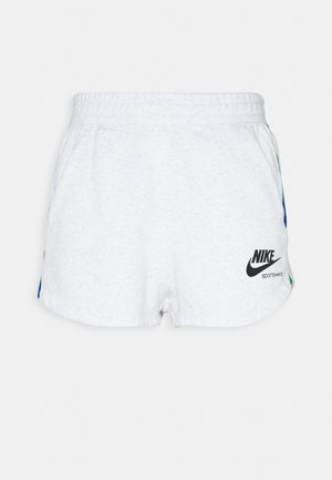 Sports shorts - birch heather/black