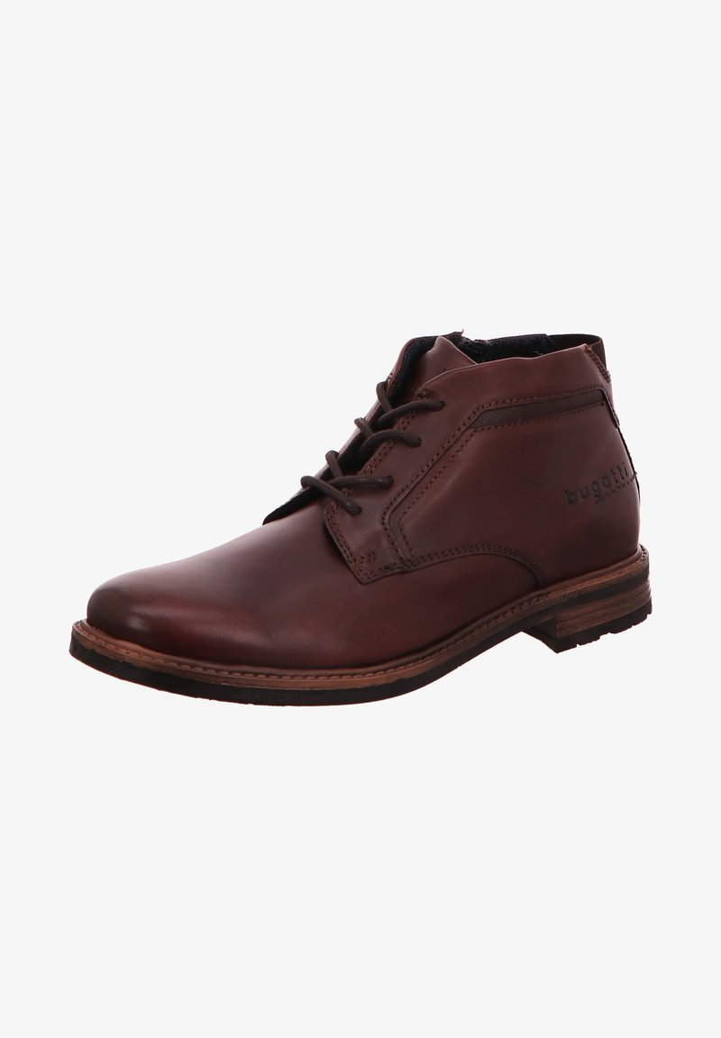 Bugatti - Lace-up ankle boots - braun
