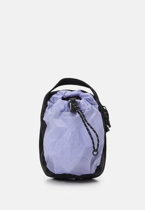 BOZER CROSS BODY UNISEX - Olkalaukku - sweet lavender/tnf black