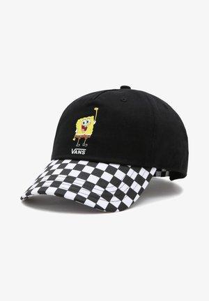 WM VANS X SPONGEBOB COURT SIDE HAT - Casquette -  black