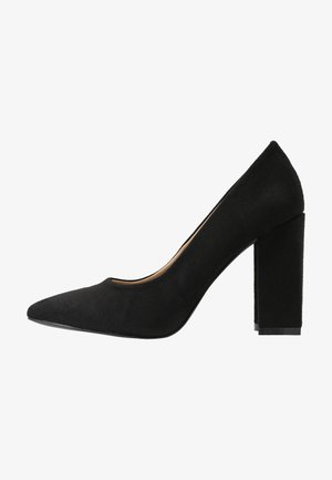 NEHA - High heels - black