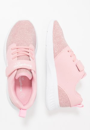 KL-HINU UNISEX - Trainers - frost pink metallic