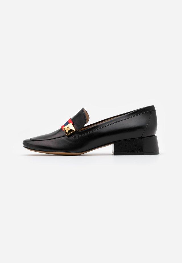 Slippers - nero/rosso/blue